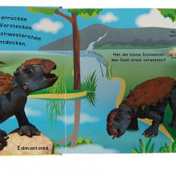 Micutule Dino, unde sunt prietenii tai? , Kleiner Dino, wo sind deine Freunde?, 2+, dk