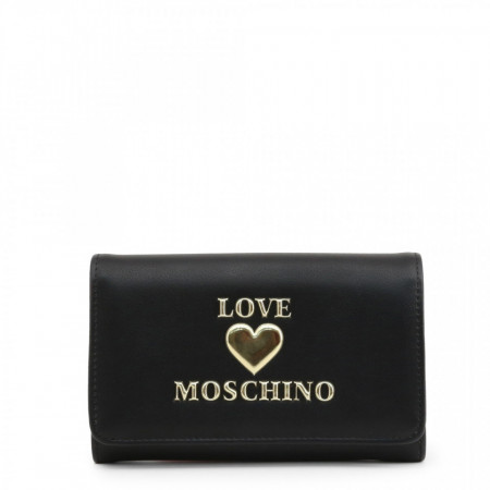 Portofel dama, Love Moschino, JC5607PP1BLE, Negru