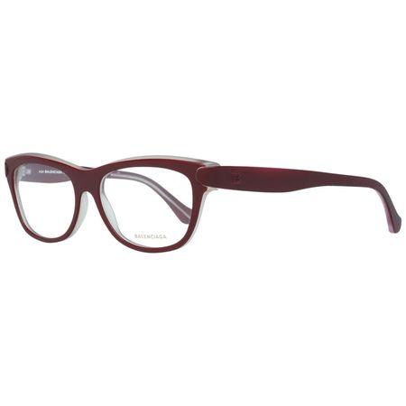 Rame ochelari, dama, Balenciaga, BA5025-53_071, Rosu