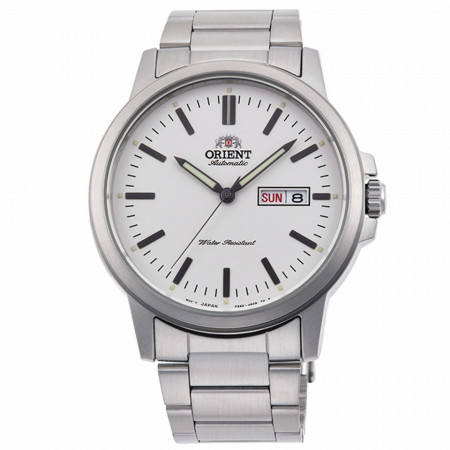 Ceas barbatesc Orient, Automatic, RA-AA0C03S19B, Argintiu
