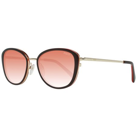 Ochelari de soare, dama, Emilio Pucci, EP0047-O 5205T, Negru
