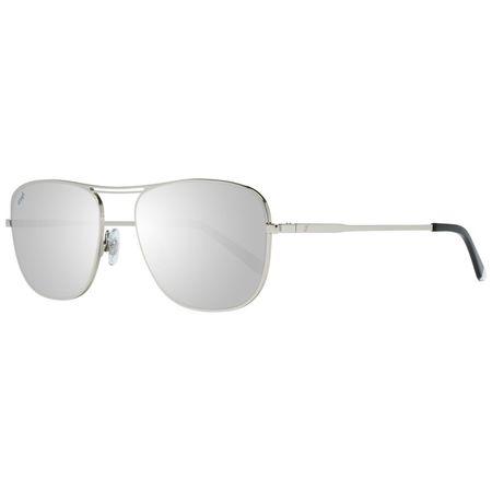 Ochelari de soare, unisex, Web, WE0199 5516C, Argintiu