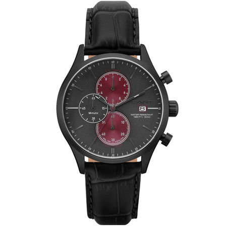 Ceas cronograf barbatesc, Gant, WAD7041399I, Gri