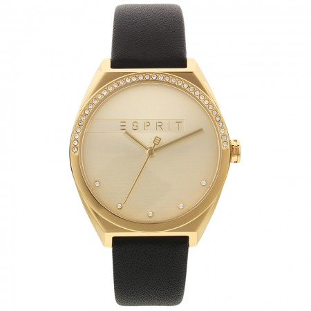 Ceas de dama, Esprit, ES1L057L0025, Auriu