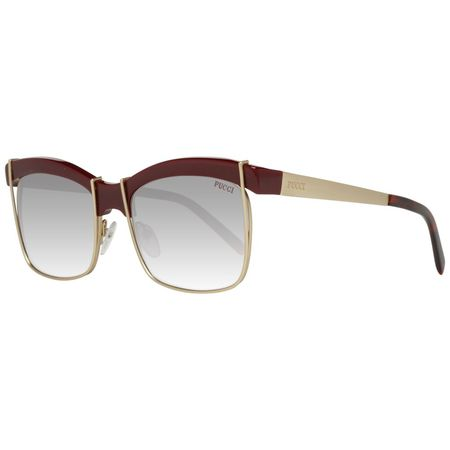 Ochelari de soare, dama, Emilio Pucci, EP0058 5669T, Auriu