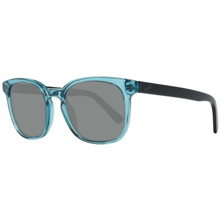 Ochelari de soare, unisex, Web, WE0125 5187A, Albastru