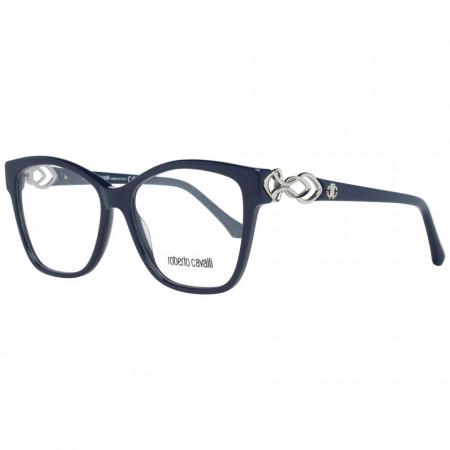 Rame ochelari dama, Roberto Cavalli, RC5063 53090, Bleumarin