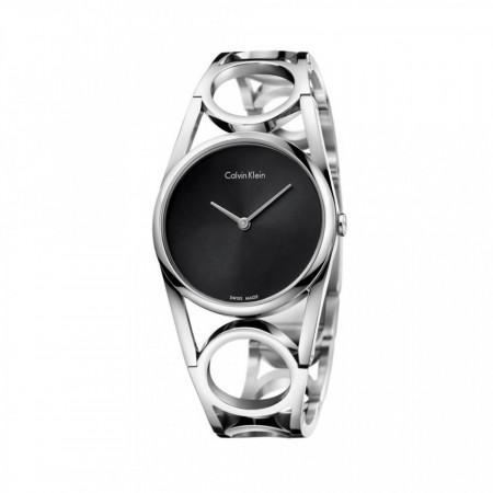 Ceas de dama, Calvin Klein, K5U2S141, Argintiu