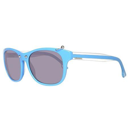 Ochelari de soare, dama, Diesel, DL0048 5387A, Albastru