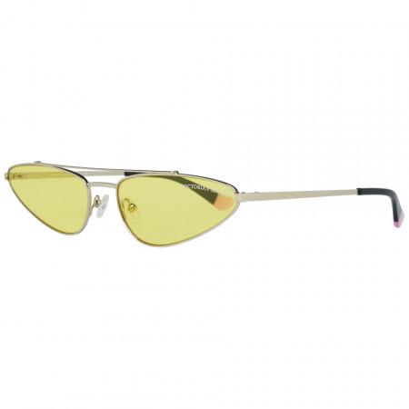 Ochelari de soare, dama, Victoria's Secret, VS0019 6628G, Auriu