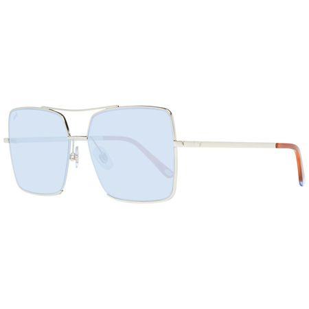 Ochelari de soare, dama, Web, WE0210 5732V, Auriu