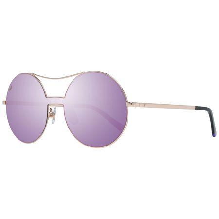 Ochelari de soare, dama, Web, WE0211 0034Z, Auriu