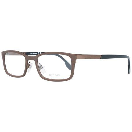 Rame ochelari, barbati, Diesel, DL5196 54049, Maro