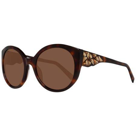 Ochelari de soare, dama, Swarovski, SK0174 5752E, Maro