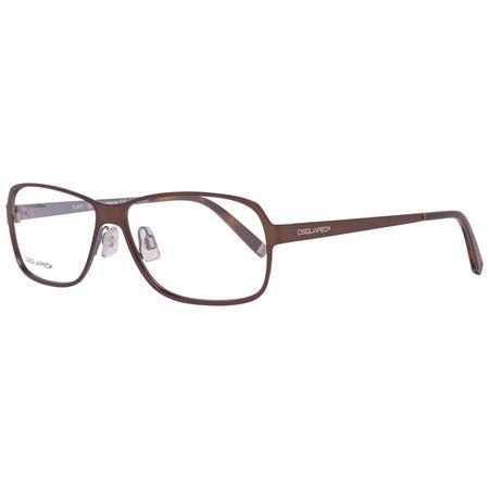 Rame ochelari, barbati, Dsquared2, DQ5057 56049, Maro