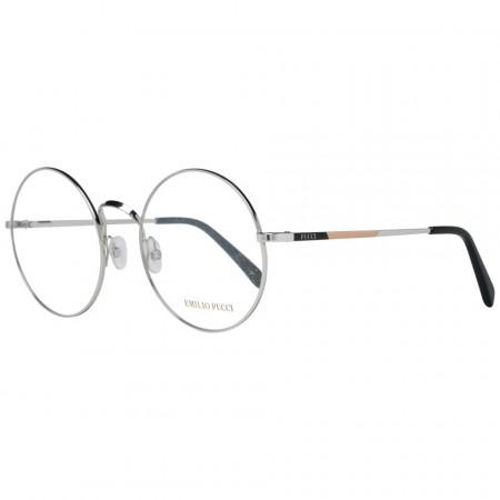 Rame ochelari dama, Emilio Pucci, EP5061 55018, Argintiu