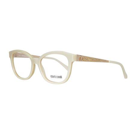 Rame ochelari, dama, Roberto Cavalli, RC0859 53025, Crem