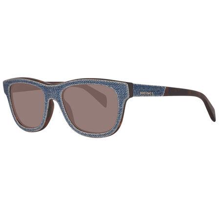 Ochelari de soare, unisex, Diesel, DL0111 5292N, Albastru