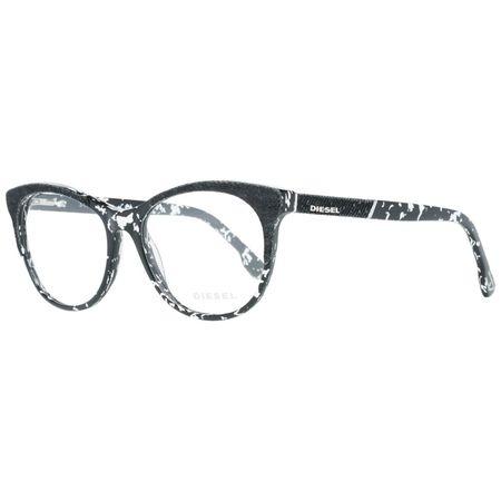 Rame ochelari, dama, Diesel, DL5155 55056, Negru
