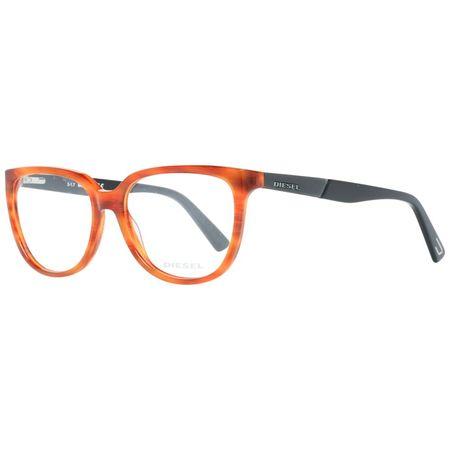Rame ochelari, dama, Diesel, DL5239 52054, Maro
