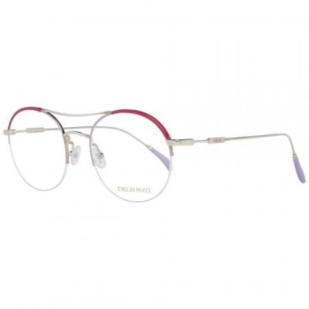 Rame ochelari dama, Emilio Pucci, EP5108 52068, Multicolor