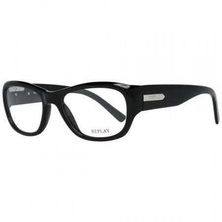 Rame ochelari dama, Replay, RY099 54V01, Negru