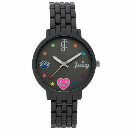 Ceas de dama, Juicy Couture, JC/1108BKBK, Negru