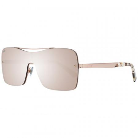Ochelari de soare, unisex, Web, WE0202 0034G, Auriu roze