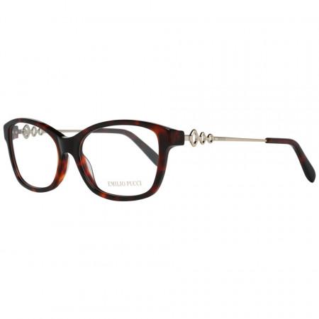 Rame ochelari dama, Emilio Pucci, EP5042 53054, Maro