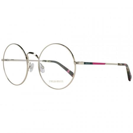 Rame ochelari dama, Emilio Pucci, EP5061 55033, Auriu