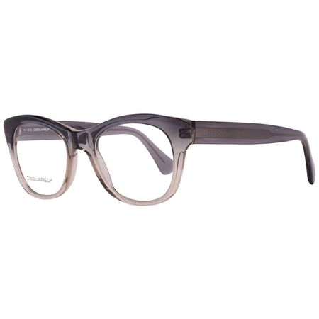 Rame ochelari, unisex, Dsquared2, DQ5106 49020, Gri