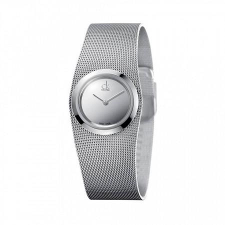 Ceas de dama, Calvin Klein, K3T23128, Argintiu