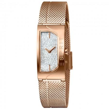 Ceas de dama, Esprit, ES1L045M0225, Auriu roze