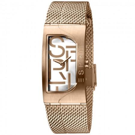 Ceas de dama, Esprit, ES1L046M0045, Auriu roze