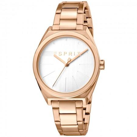 Ceas de dama, Esprit, ES1L056M0065, Auriu roze