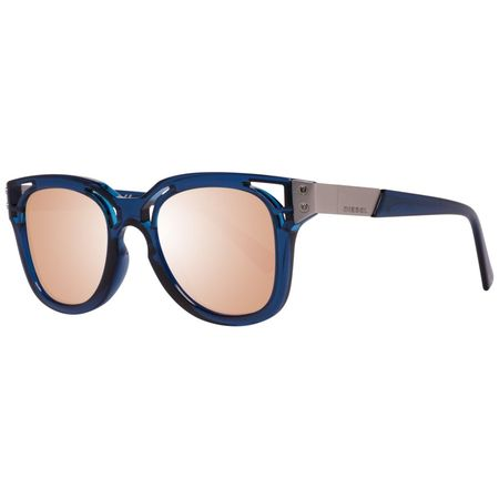 Ochelari de soare, dama, Diesel, DL0232 4990Z, Albastru