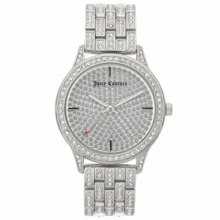 Ceas de dama, Juicy Couture, JC/1138PVSV, Argintiu