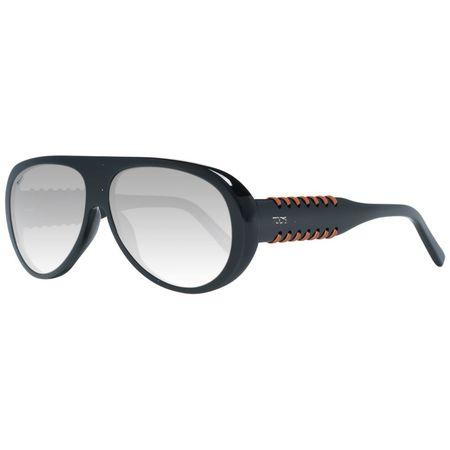 Ochelari de soare, dama, Tods, TO0209 5701B, Negru