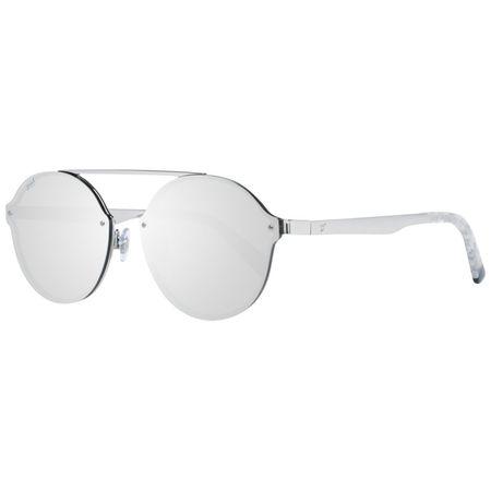 Ochelari de soare, unisex, Web, WE0181 5818C, Argintiu
