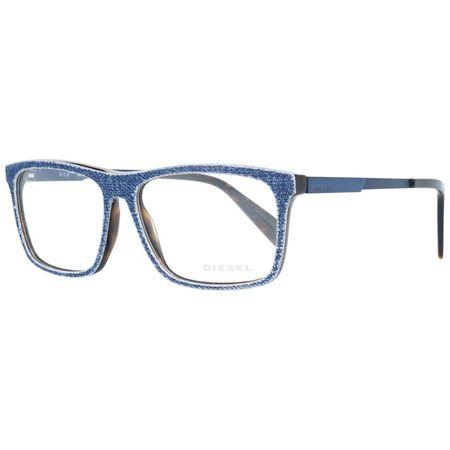 Rame ochelari, barbati, Diesel, DL5153 55056, Albastru
