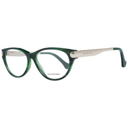 Rame ochelari, dama, Balenciaga, BA5023-54_098, Verde