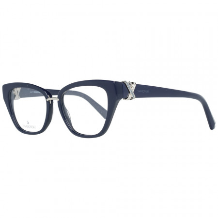 Rame ochelari dama , Swarovski, SK5251 50090, Bleumarin
