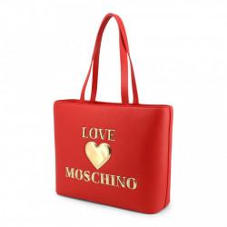 Geanta shopper, dama, Love Moschino, JC4030PP1BLE, Rosu