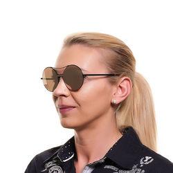 Ochelari de soare, dama, Web, WE0211 0002G, Negru