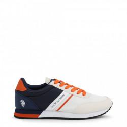 Pantofi sport barbati, U.S. POLO ASSN., WILYS4127S0_MY1, Bleumarin/Alb