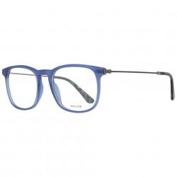 Rame ochelari barbati, Police, VPL562 51955M, Albastru