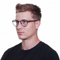 Rame ochelari barbati, Web, WE5167 49002, Negru