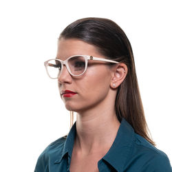 Rame ochelari, dama, Roberto Cavalli, RC5074 54024, Crem