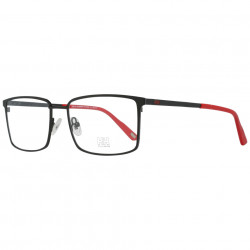 Rame ochelari barbati, Helly Hansen, HH1028 56C01, Negru