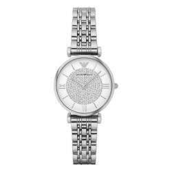Ceas de dama, Emporio Armani, AR1925, Argintiu